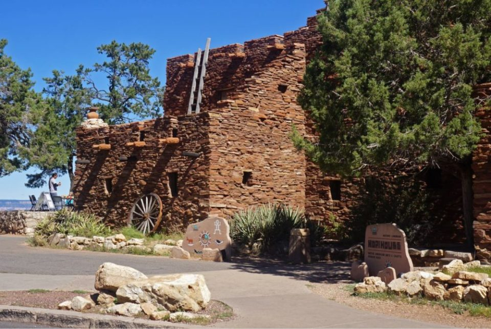 Hopi House holds a wealth of Native American Art