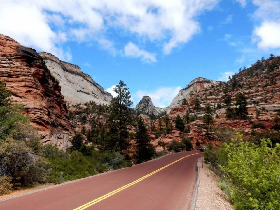 Zion Scenic Byway