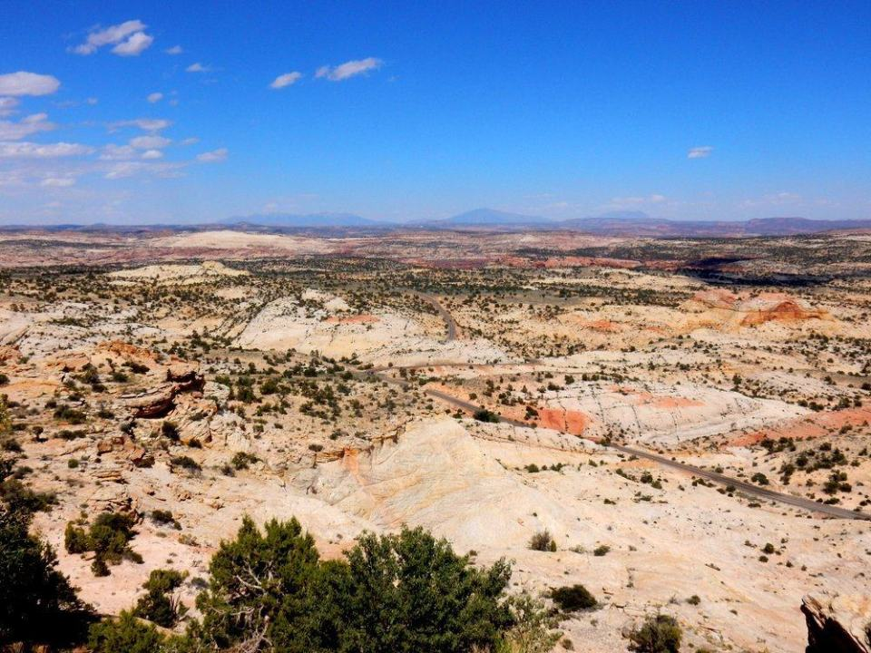 Escalante from Highway 12
