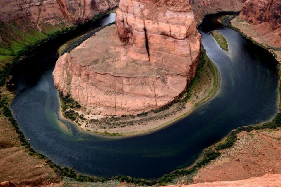 Horseshoe Bend, Glen Canyon