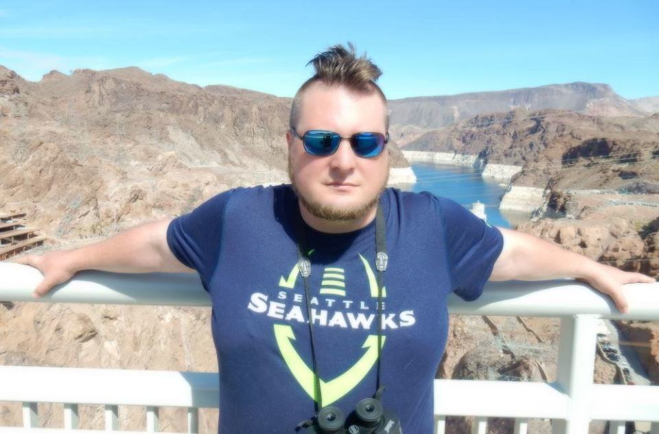 Hanging out at hoover dam. The Mohawk survived about 4 months.