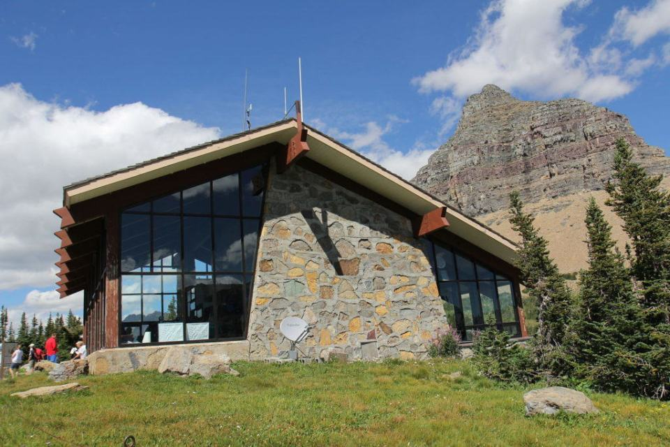 Logan Pass Visitor Center