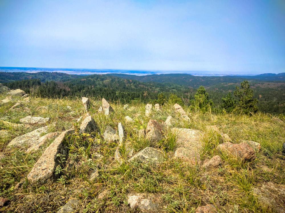Cement Ridge Rocks