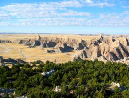 View From Deer Haven - Courtesy of the NPS website