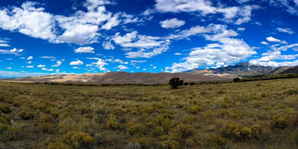 Another Panno of the Great Sand Dunes