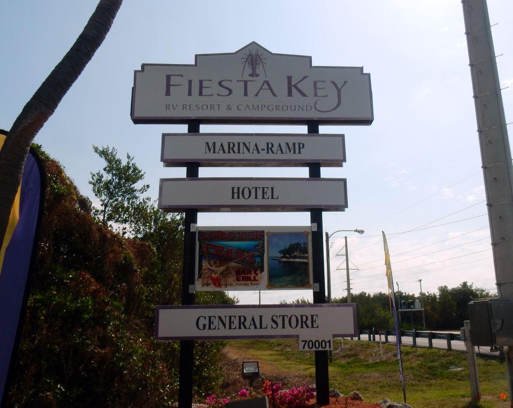 Fiesta Rv Resort Fiesta Key Fl The Adventures Of Trail