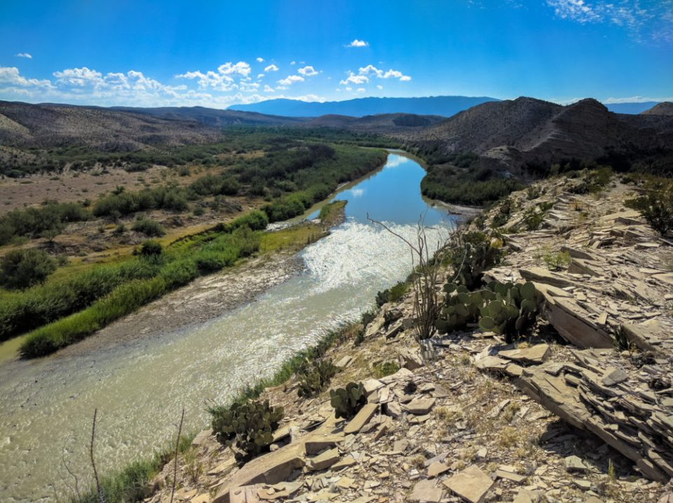 Hot Springs Canyon Trail