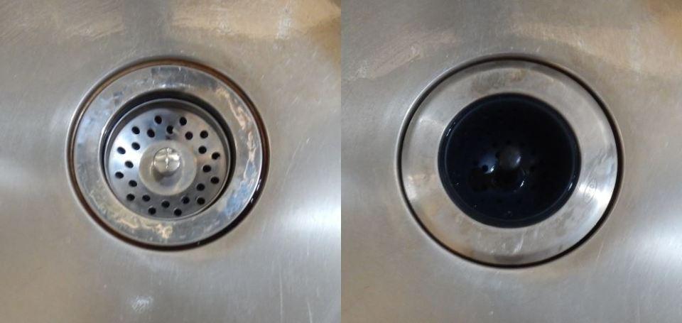Oxo Silicon Kitchen Sink Strainer