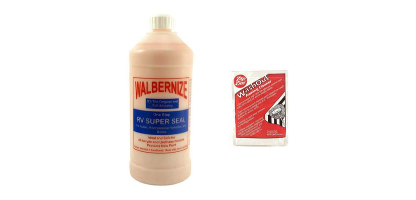 Walbernize & Zip Dee Wash