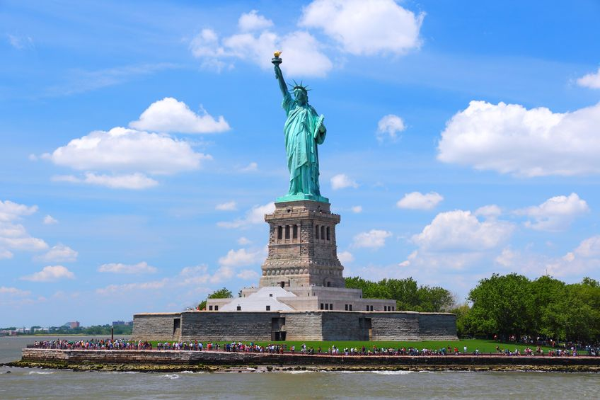 Statue Of Liberty National Monument The Adventures Of