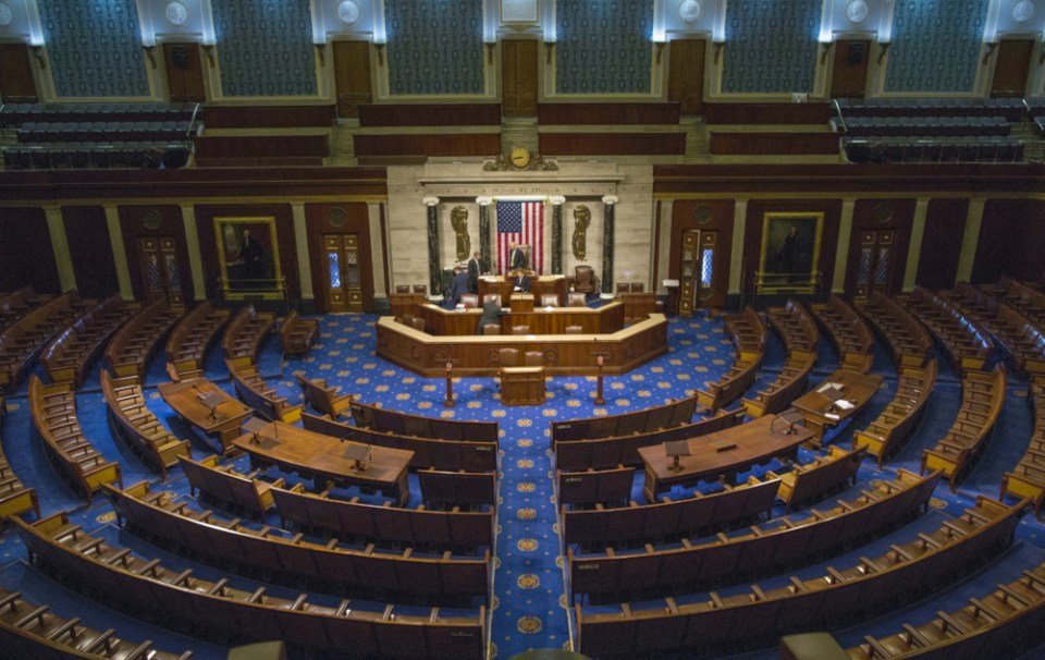 House Chamber