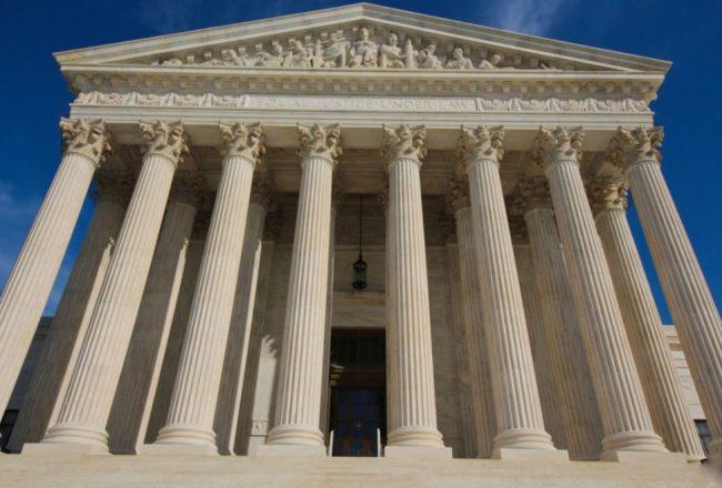 Supreme Court Front