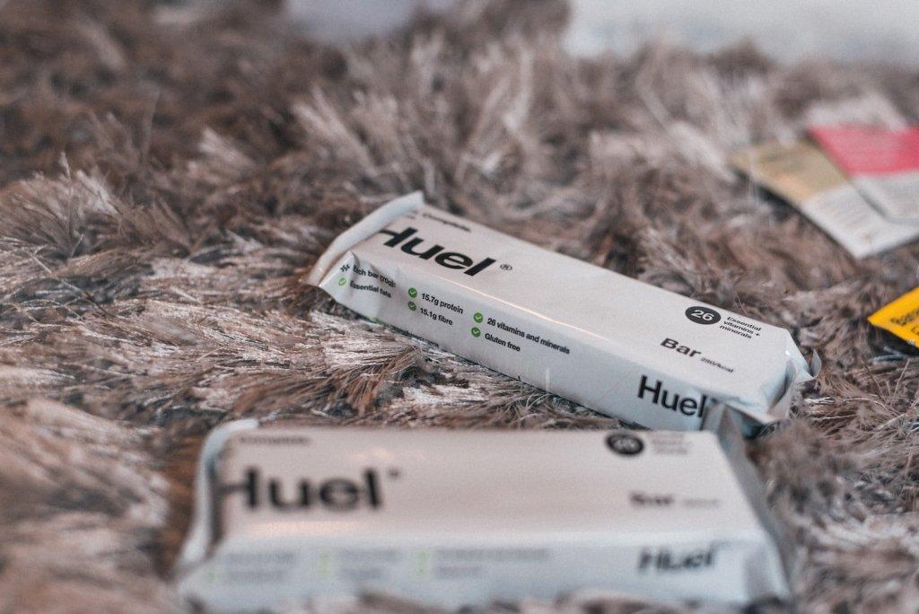 Huel Review - Trail & Kale - Huel Bar