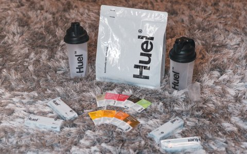 Huel Review - Trail & Kale - Huel
