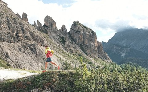 Lavaredo Ultra Trail: Tre Cimes di Lavaredo - Cortina and the Dolomites, Italy - Trail & Kale