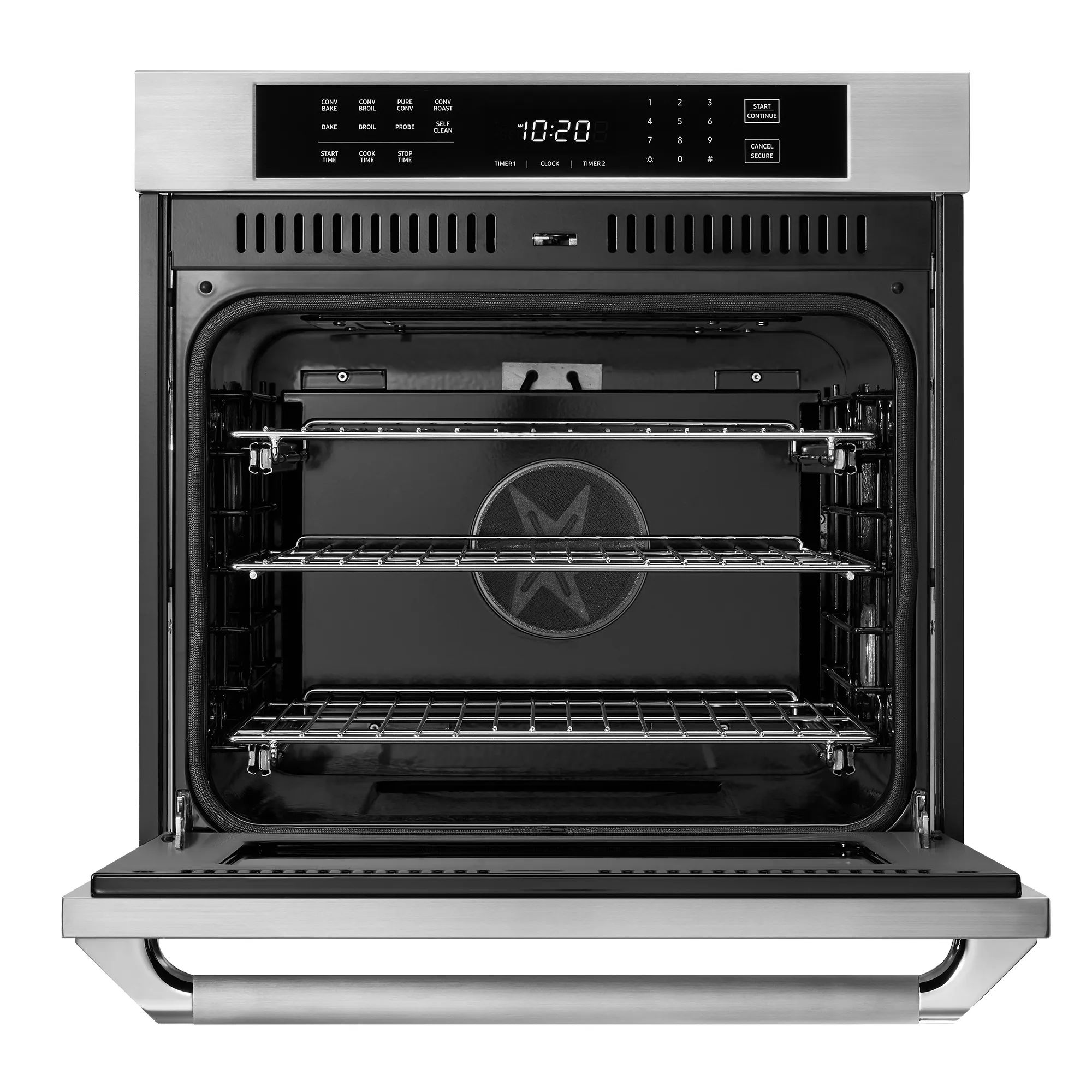 dacor 27 inch single wall oven with convection