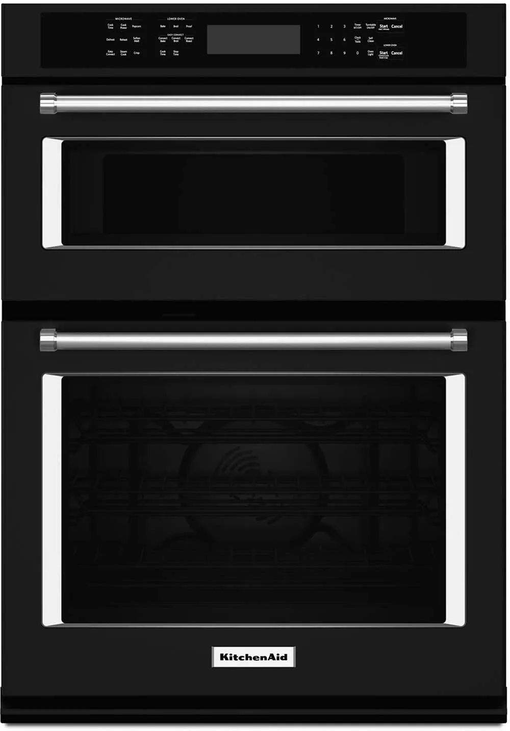 kitchenaid 27 inch double wall oven with convection