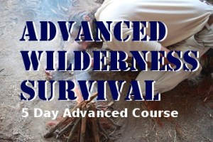 Advanced willderness survival course banner