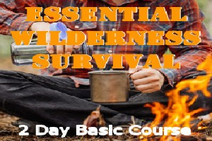 Essential Wilderness Survival Course banner
