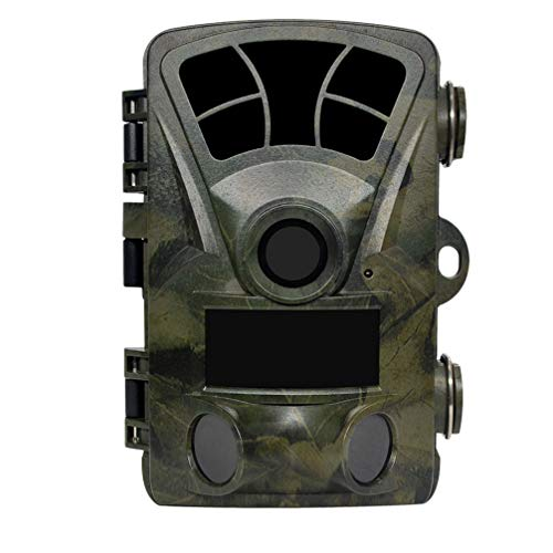BESPORTBLE WiFi Trail Camera Night Vision Motion Activated Waterproof Game Hunting Scouting Cam for Outdoor Wildlife Garden and Home Security Surveillance (Camouflage)