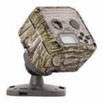 Wildgame Innovations Shadow Micro Cam 16 Megapixel Infrared Trubark Camo Trail Camera, Both Daytime and Nighttime Video and Still Images for Wildlife and Security Purposes (Renewed)