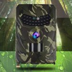 Trail Camera 12MP 1080P Hunting Camera,IR LEDs Game Camera for Crisp Night Shot & Vision up to 60ft IP56 Waterproof Design Wildlife Camera for Wildlife Hunting and Home Security