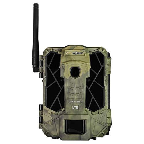 Spypoint LINK-DARK-V 12MP NoGlow 4G LTE Cellular Video Hunting Game Trail Camera (12 Pack)