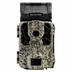 Spypoint SOLAR-DARK Solar Power 12MP Invisible Infrared IR Full HD Video Hunting Game Trail Camera with 0.07s Trigger (4 Pack)