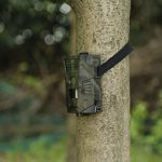 QARYYQ Wildlife Camera HT-001 Wildlife Forest Animal Camera Motion Sensor Wild Animal Camera