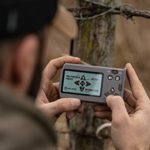 BOG Clandestine 18MP Invisible Flash Game Camera with Removable Photo Viewing Screen, Image Tagging and HD Video for Hunting, Land Management and Security, Brown (1116327)