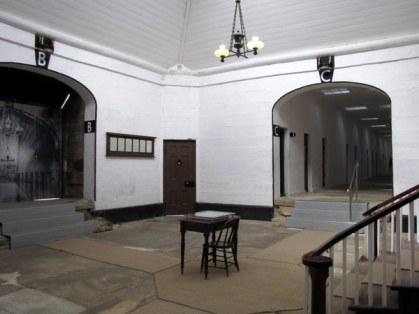 The convict quarters at Port Arthur