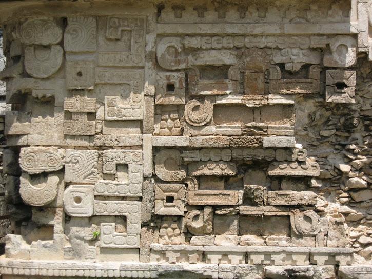 Amazing architectural detail