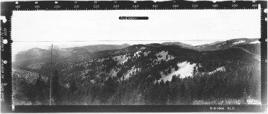 1934. Southwest panorama. Photo: USFS