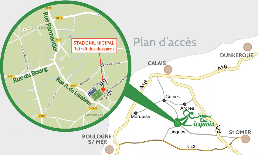 localisation trail licques