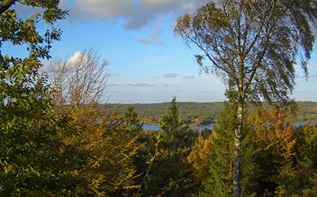Silkeborg-Seen, Naturlehrpfad Horsens Silkeborg