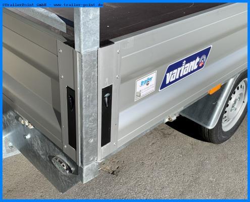 Andere - Hochlader 3x1,7m - 2t. - Lagerfahrzeug