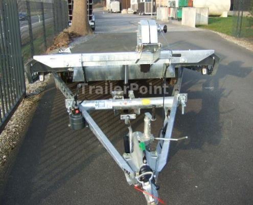 Ifor Williams - CT177  500x220 - 3,5t. - Lagerfahrzeug