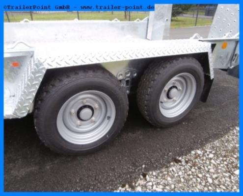 Ifor Williams - GH1054 163x305 - Lagerfahrzeug