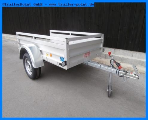 Koch - U2 105x205 - 750 kg - ungebremst - Lagerfahrzeug