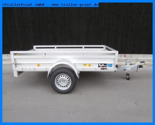 Koch - 125x250 - 1,3t. 100Km/h - Lagerfahrzeug