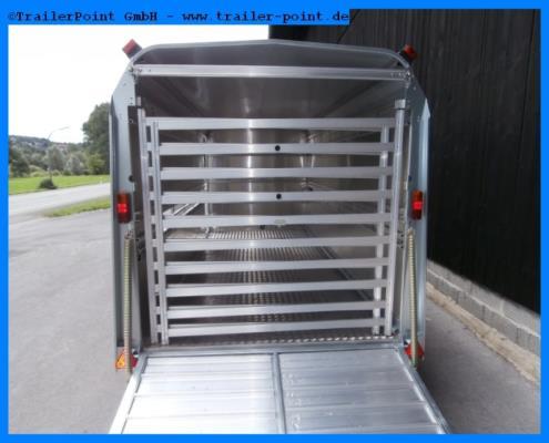 Ifor Williams - TA510 G14 434x178x182 - Lagerfahrzeug
