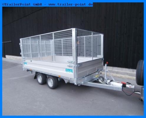 Andere - TWIN TRAILER TT35-35 TRANSPORTER + KIPPER in 1 - Bestellfahrzeug im Vorlauf