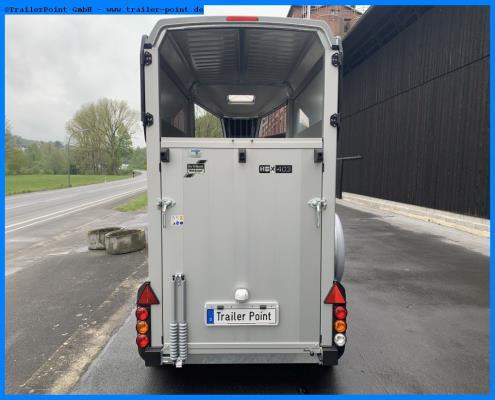 Ifor Williams - HBX403 - Lagerfahrzeug