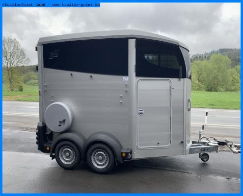 Ifor Williams - HBX506 - Bestellfahrzeug im Vorlauf