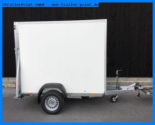 Sirius - KARGO G255 Rampe+Tuer 250x141x190 - Bestellfahrzeug