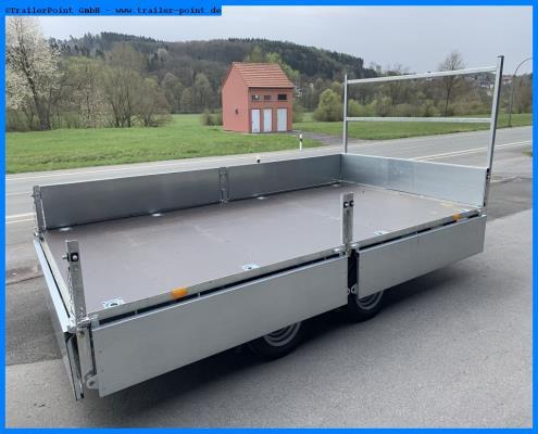 Ifor Williams - LM126G 366x198 3,5t. - Lagerfahrzeug