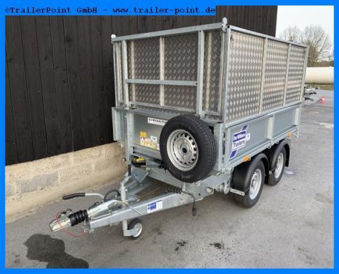 Ifor Williams - TT2515 149x246 2.7t. - Lagerfahrzeug