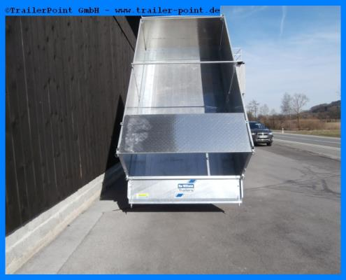 Ifor Williams - TT3621 195x362 - Lagerfahrzeug
