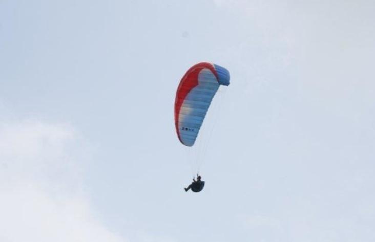 パラグライダー, 空中散歩, 鳥人間,