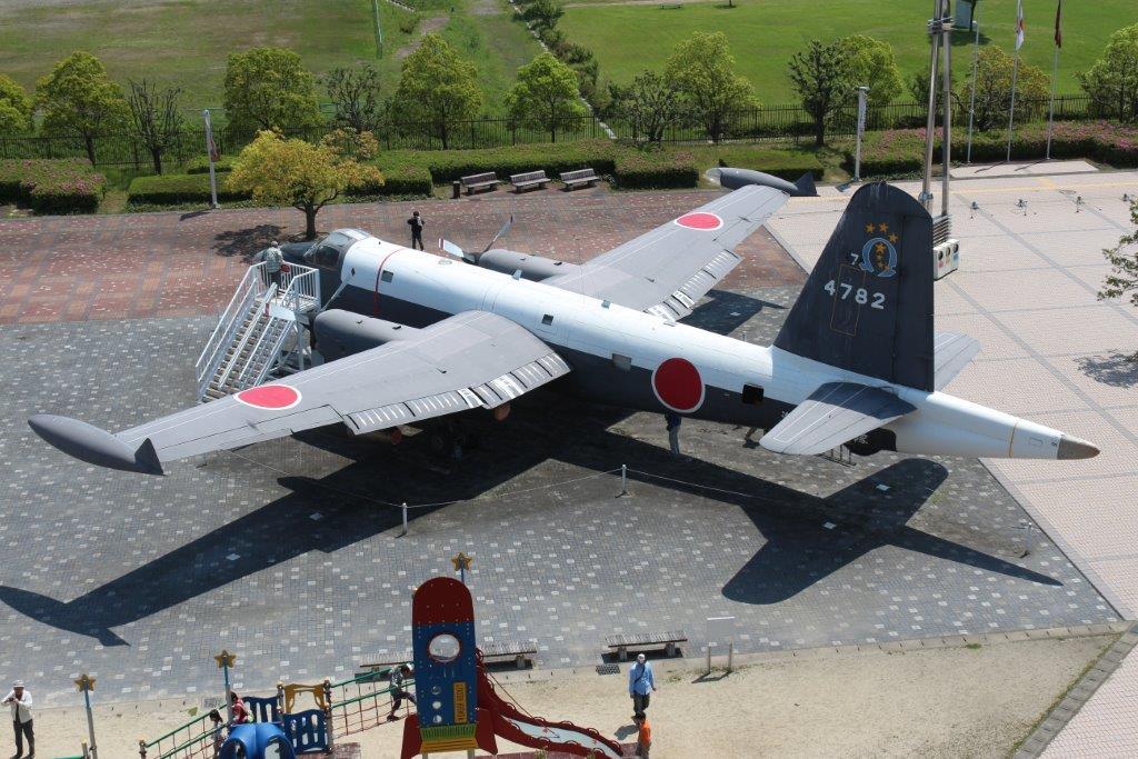 P2-J 対潜哨戒機 かかみがはら by Disco-4@東京